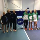TEHO Sport Tennisliiga  Vauhdikas naisten kierros takana - TaTS f667ad3d18